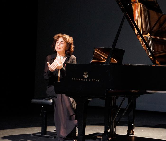 Этери Анджапаридзе, 2010-11 гг. Spectral Scriabin at Baryshnikov Arts Center