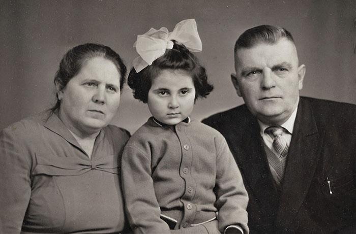 Евдокия, Семен, Эмилия, 1961 г