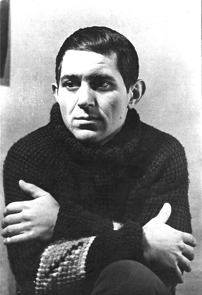 Сергей Белозёров. Конец 60-х. Фото из архива Надежды Ивашенцевой