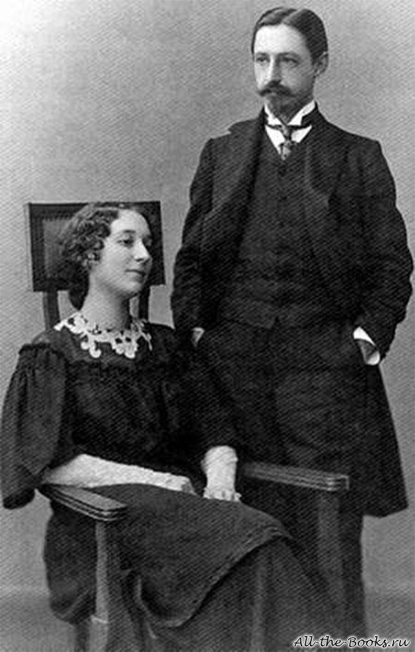 Иван Бунин с женой Верой Буниной (Муромцевой)