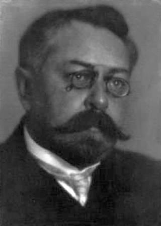 А. А. Яблоновский, 1909 год