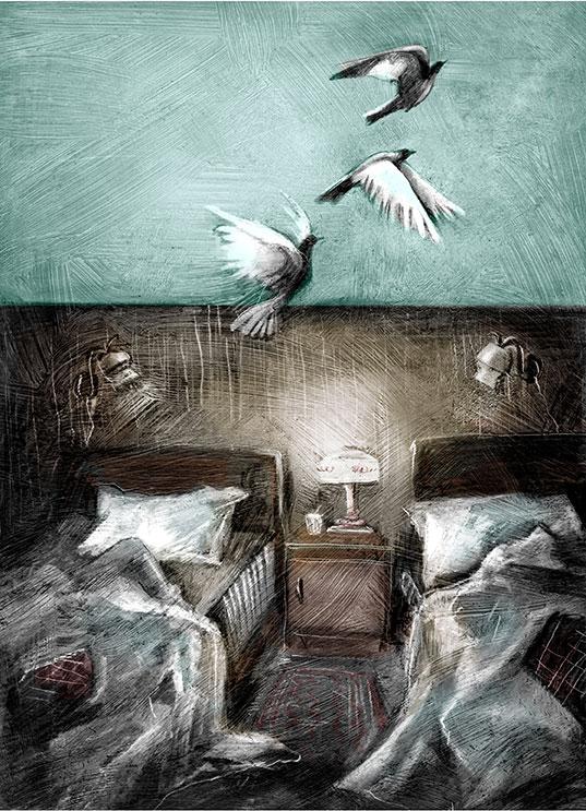 Рисунок Светланы Лядовой