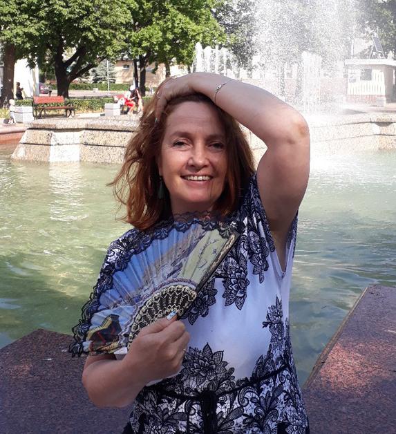 Марина Владимова