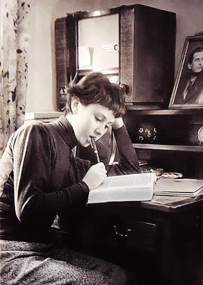 Таня Лоскутова, 60-е