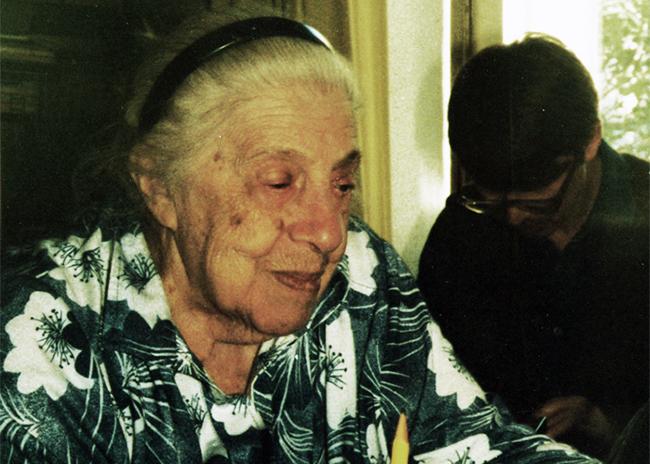 Эмма Григорьевна Герштейн