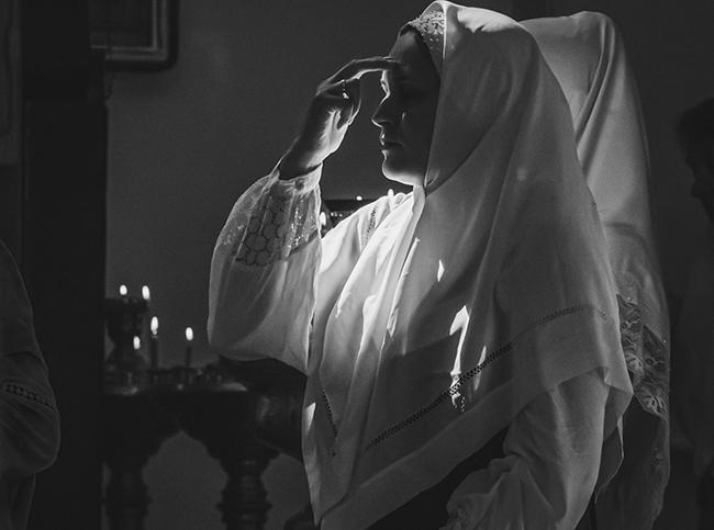 В Бровском храме. Фото Ольги Гришко
