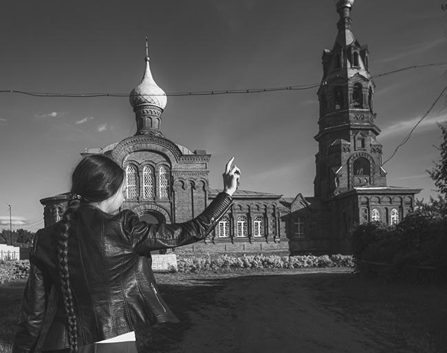 Ключи в руке. Фото Ольги Гришко