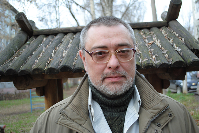 Всеволод Шмаков. Фото Андрея Коровина, 2013